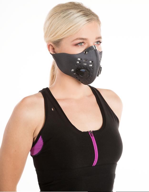 maski antysmogowe - na pył i smog