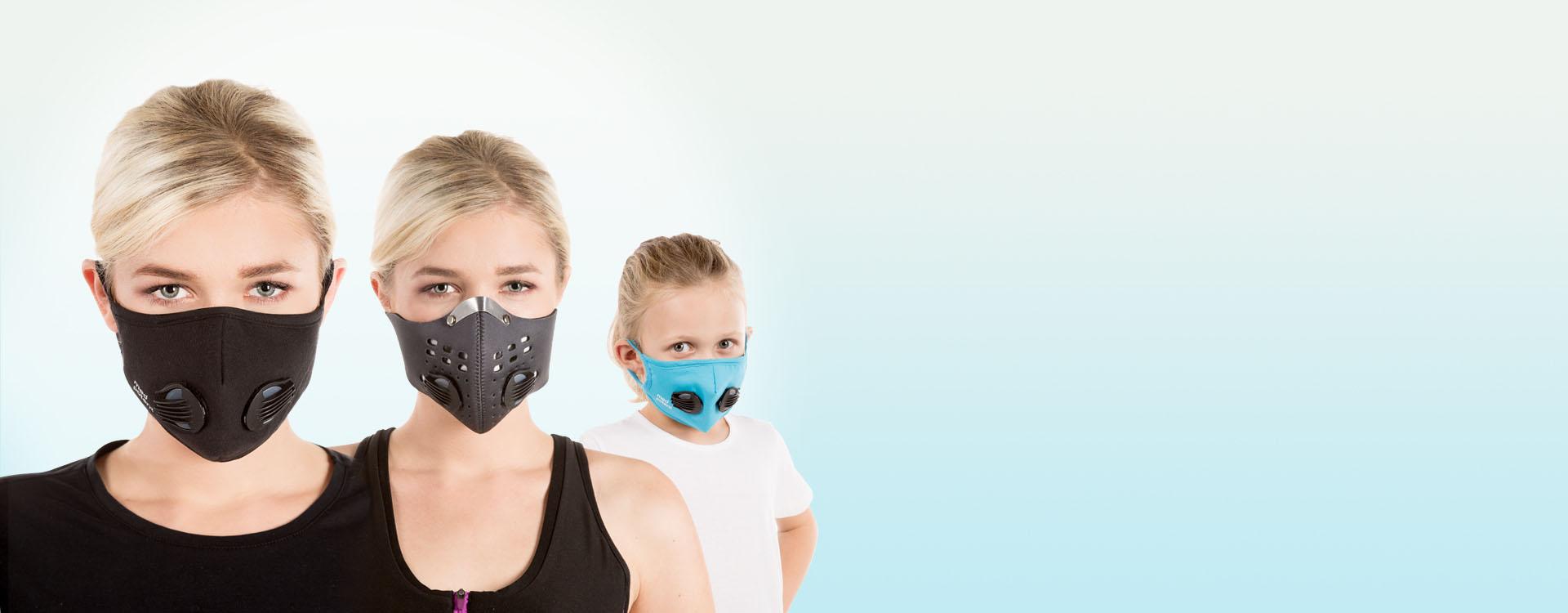 maseczki maski antysmogowe dobre