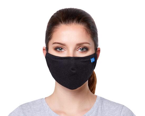 Maska CASUAL z filtrem N95 (FFP2) w kolorze czarnym: maseczka ffp2